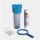 kit de filtración repuestos