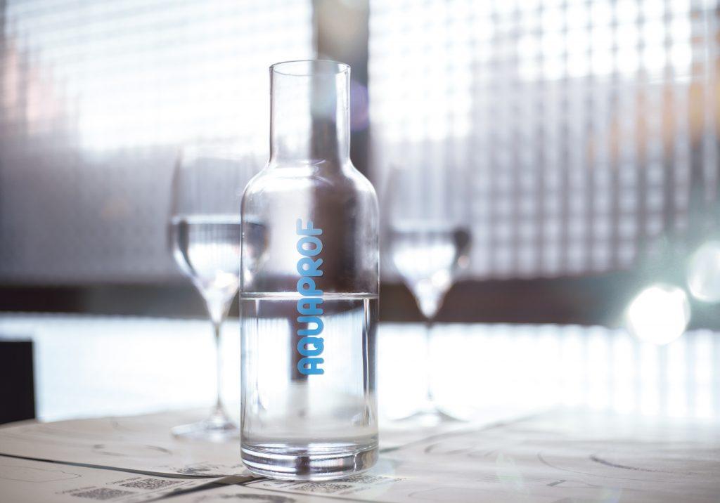 botella de agua km 0