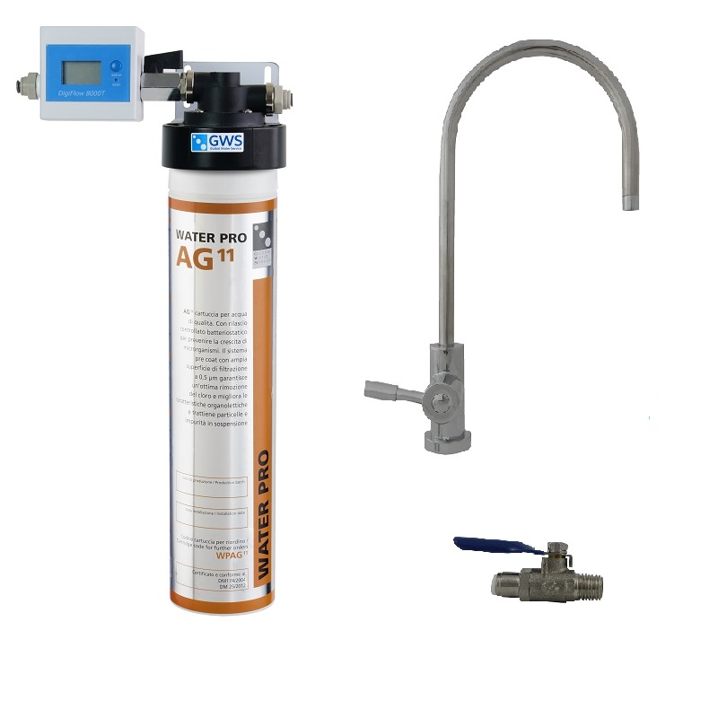 kit water pro de filtracion